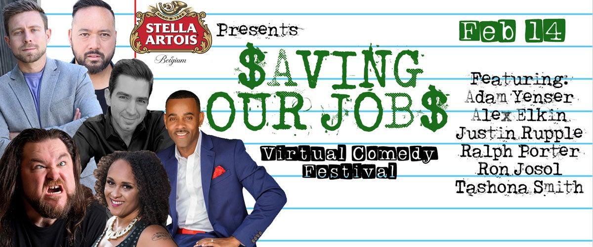 Virtual Comedy Festival