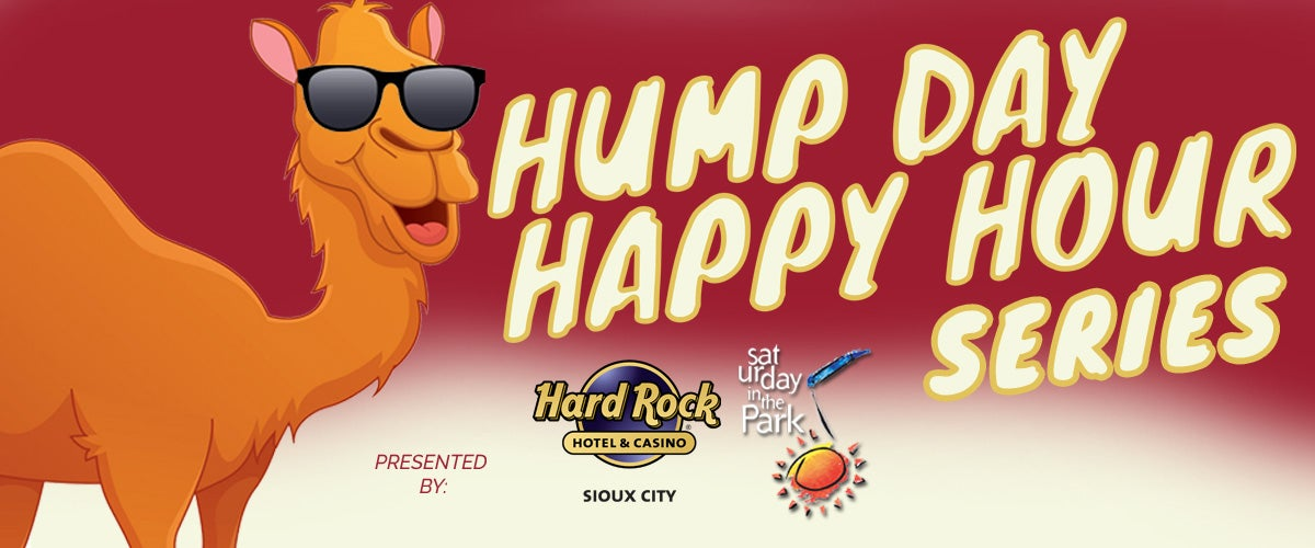 Hump Day Happy Hour Series