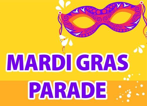 More Info for Mardi Gras Parade