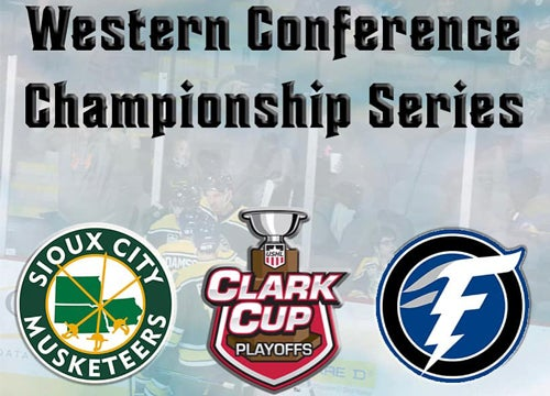 More Info for Musketeers vs. Fargo Force