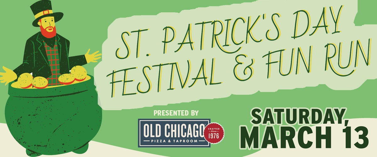 St. Patrick's Festival & 5K Fun Run